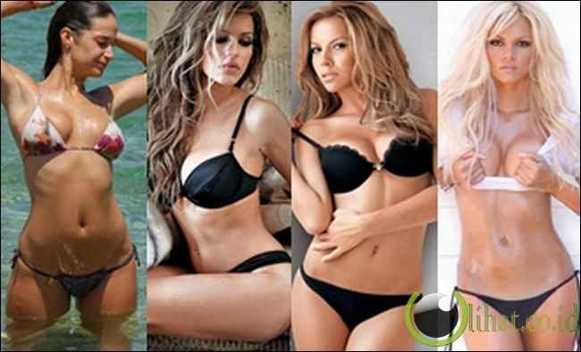 10 Wanita dari negara Yunani yang paling Tercantik dan Hot