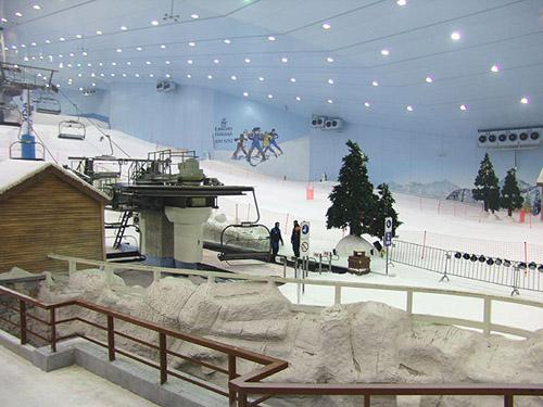 Dubai Ski World