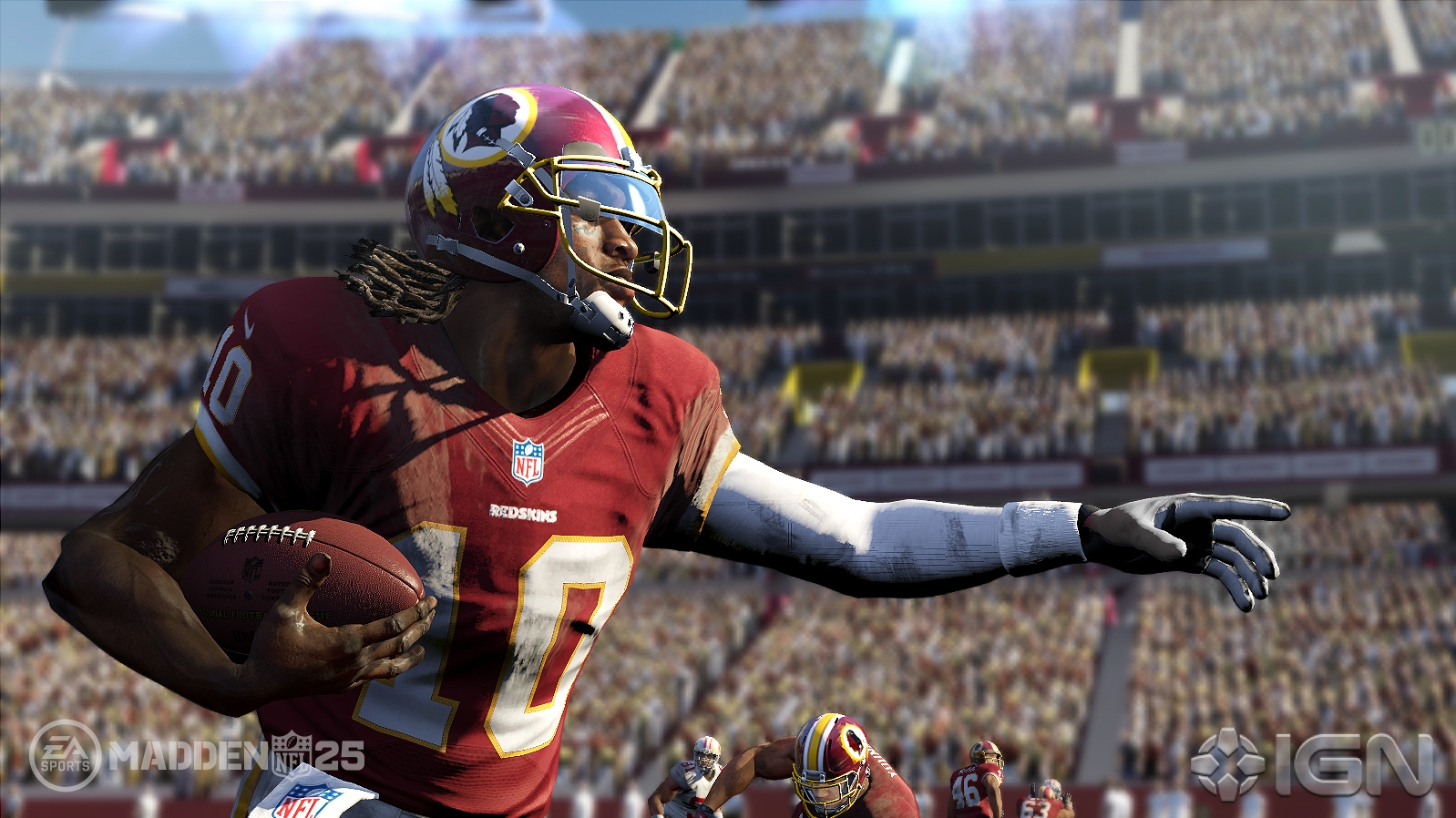 Madden NFL 25 WallpaperXbox One Madden 25 Graphics