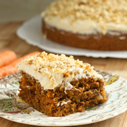 best carrot cake recipe for the holiday season
