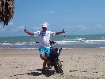 À CAVALO OU DE SAHARA 350cc