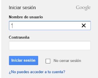 inicio sesion gmail