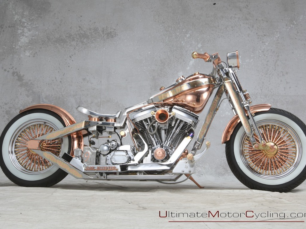 Orange County Choppers Motorcycles