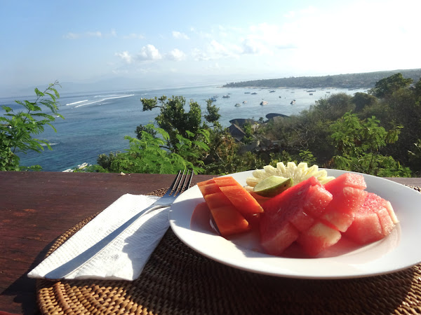 Right This Second: Nusa Lembongan