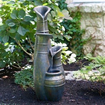 air mancur taman: october 2012