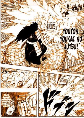Naruto shippuden 563 - O encontro dos cinco kages