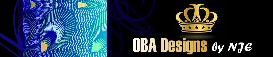 Oba Designs by NJE