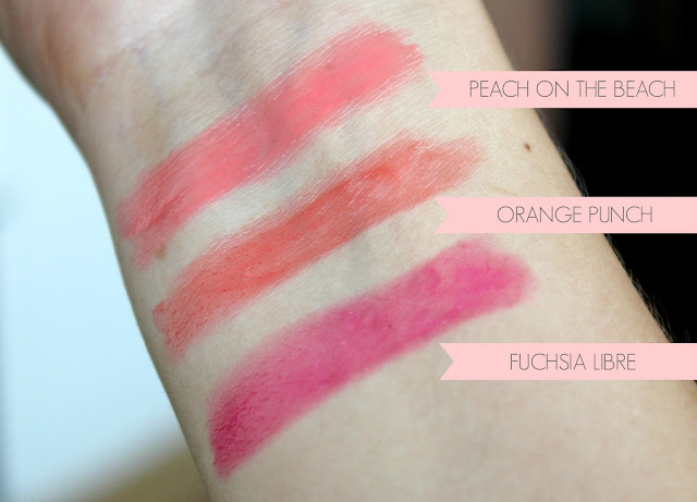 Bourjois Colour Boots Lip Crayons Review, UK Beauty Blog, Bourjois Lip Crayons Review and Swatches