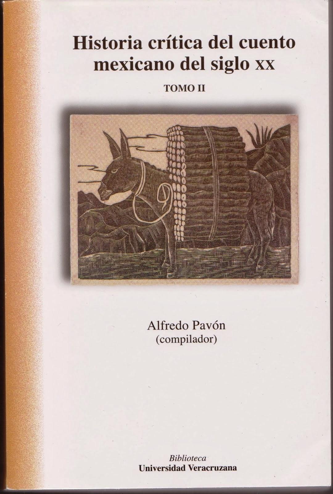 Historia Crítica del Cuento mexicano, Tomo II