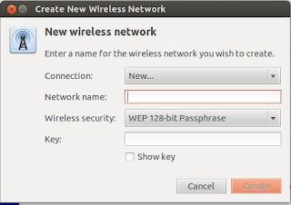 Sharing Koneksi Internet di Ubuntu