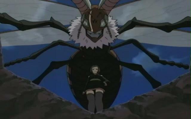 Info Kuchiyose Kyoudaihachi (巨大蜂), Nama hewan kuchiyose lebah yang pernah menyerang Naruto dan kawan-kawan, ™ Uchiha Community ™, zone-uchiha.blogspot.com, Uchiha Melvin, Semua Informasi Mengenai Anime Naruto Dan KOmik Naruto Lengkap