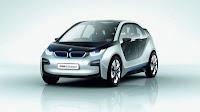BMW i3 Concept Exterior