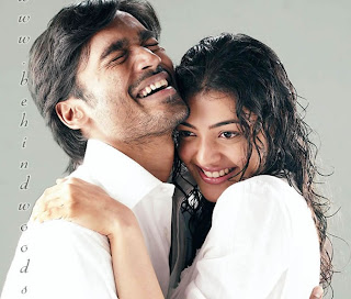 Dhanush Kajal Agarwal New Couple