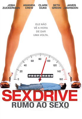 Filme Sex Drive : Rumo Ao Sexo   Dublado
