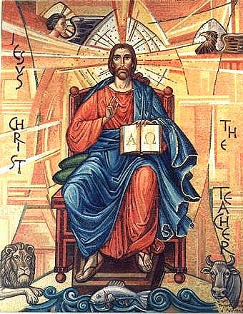 christ the master teacher Im a 7th grade english teacher essentially, it is my duty to transmit skills and strategies to equip students with the necessary knowledge to prepare them.