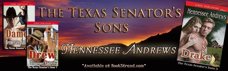 The Texas Senator's Sons