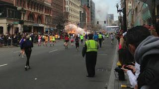 Tragedi Bom Boston Marathon di Amerika Serikat