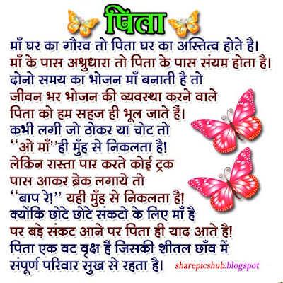 2013 father 39 s day special quotes in hindi father 39 s day