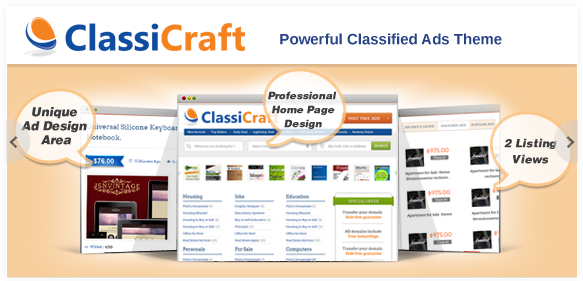 Best WordPress Classified Themes