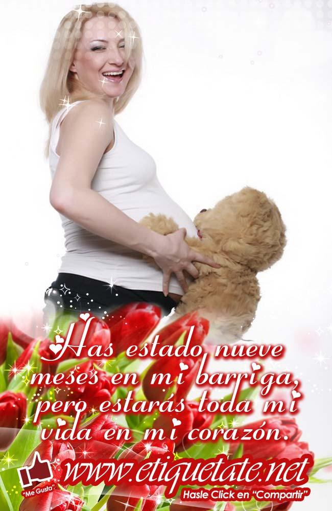 Imágenes Originales para Madres Embarazadas