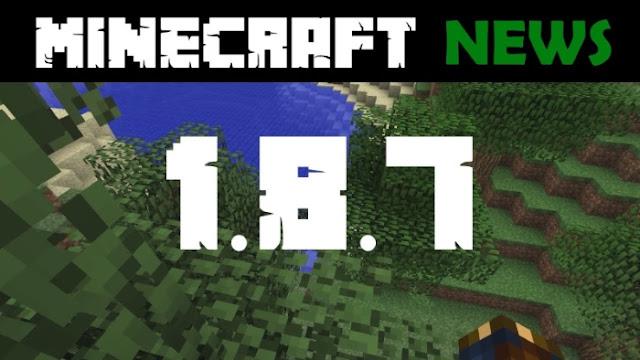 Baixar Minecraft 1.8.7 Jogo Completo