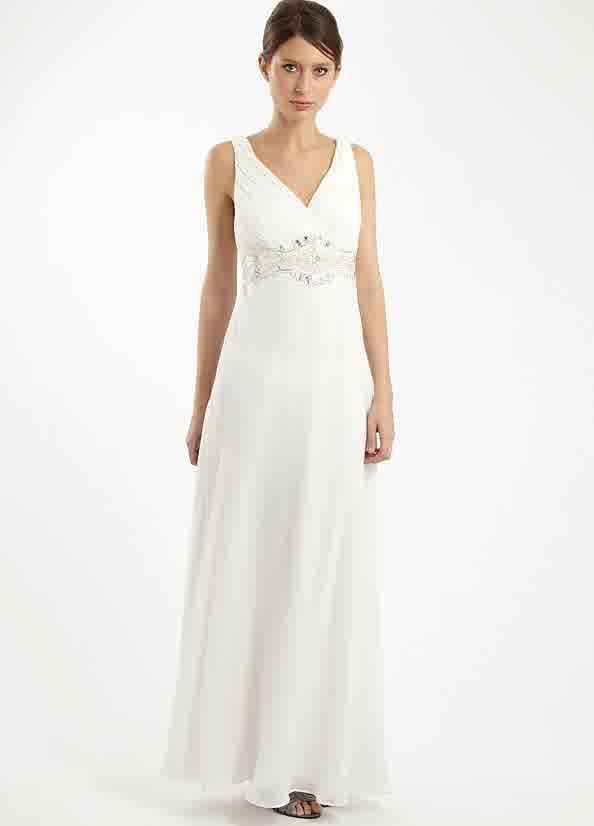 Debenhams High Street Shopping Wedding Dress | my fashion apparel