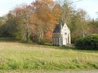 chapelle à Chauffaille en haute-vienne