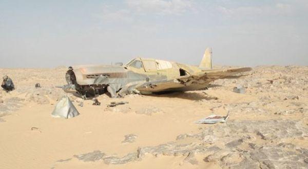 Pesawat Tempur Ditemukan Lagi Setelah 70 Tahun Hilang [ www.BlogApaAja.com ]