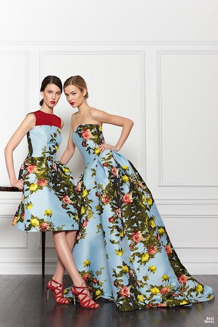 Colección de vestidos