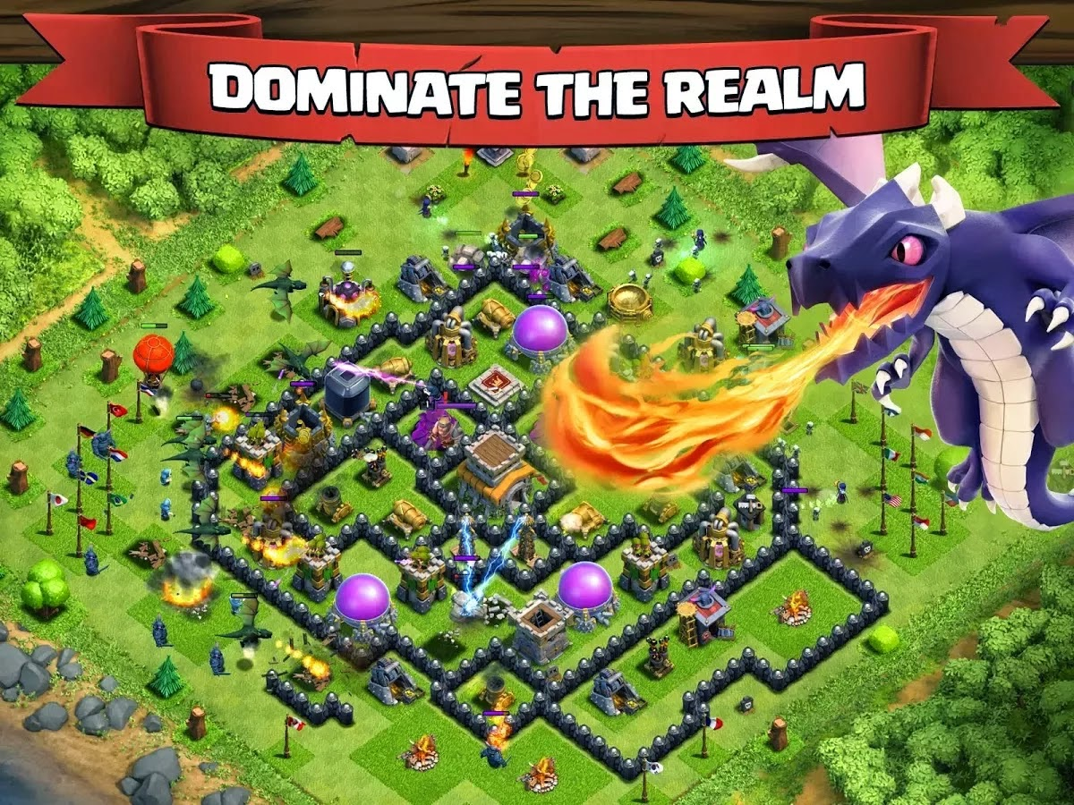 clash of clans android apk hack unlimited gems