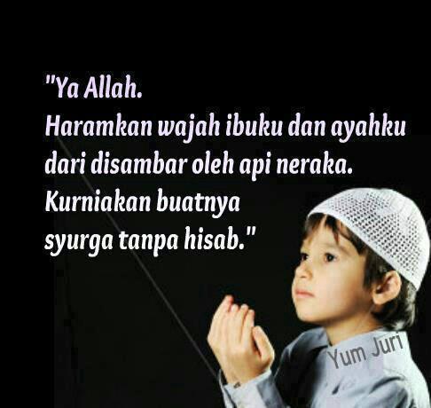 Kata-kata,Hikmah,Mutiara,Ibu bapa,Amin