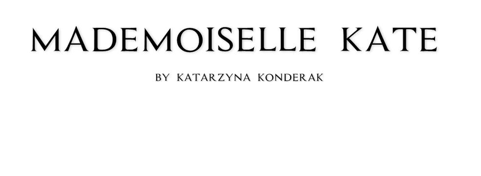 Mademoiselle Kate