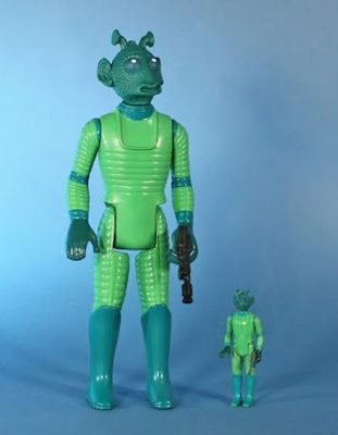 Greedo 12&#8221; Jumbo Vintage Kenner Star Wars Action Figure by Gentle Giant