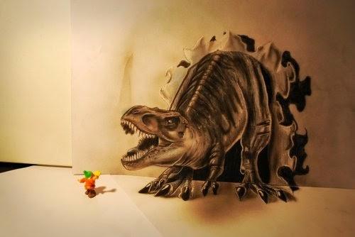 03-All-Gnomes-Are-Heroes-Optical-Illusionism-Ramon-Bruin-www-designstack-co