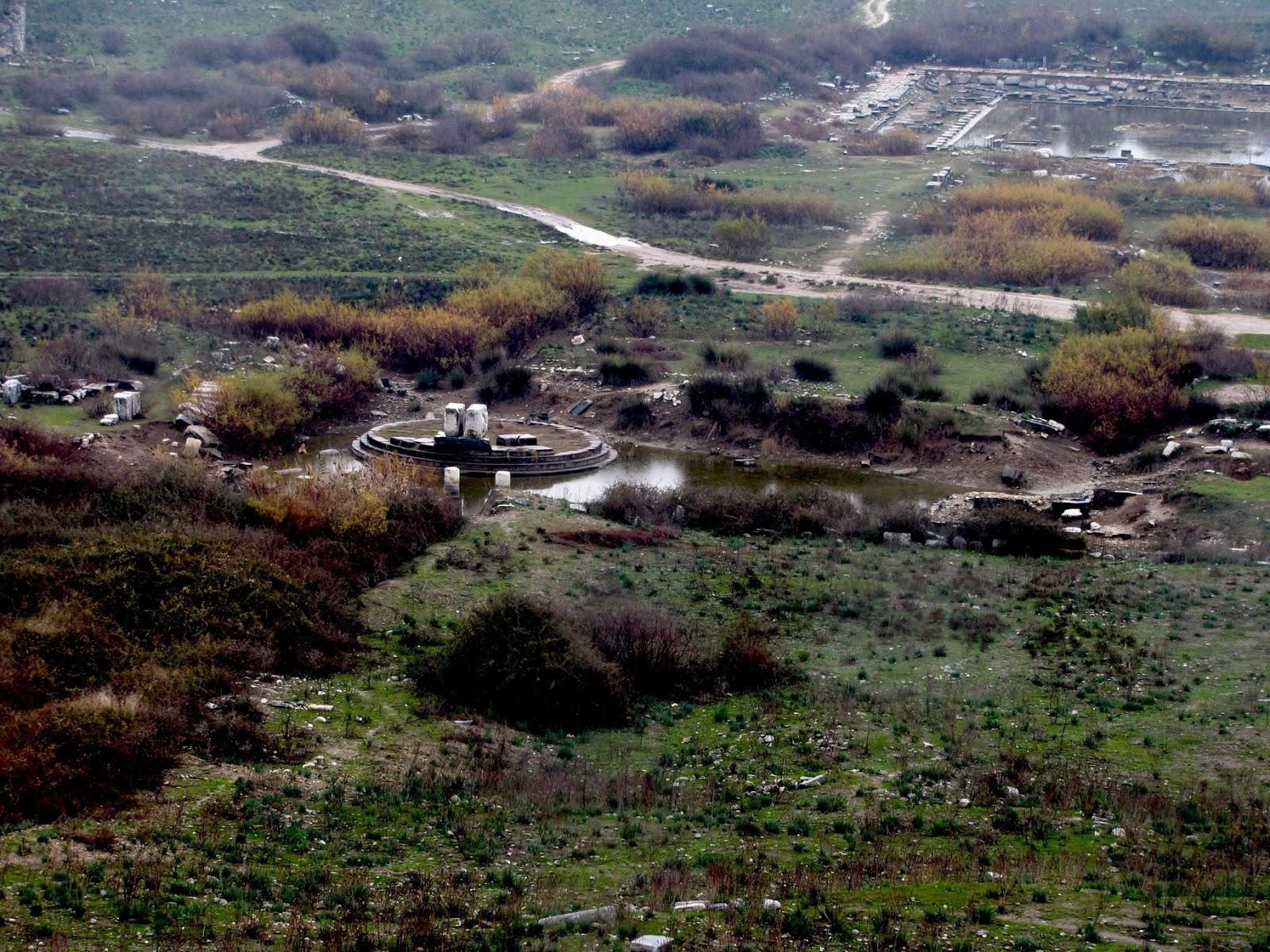Turquía, Mileto, Gran Monumento