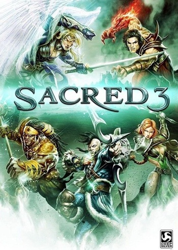 Sacred 3 PC Full Español