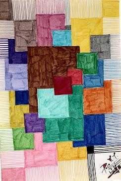 Cuadrado color 1-9-91