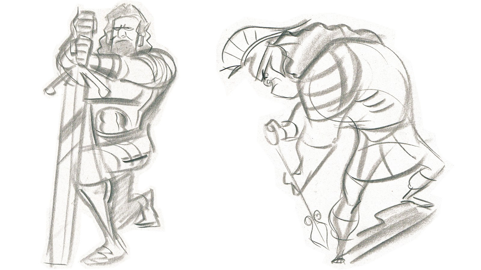 Character Design Life Drawing Pdf : Alan life drawing character design