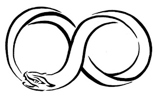 Wildflower tattoo coloring pages for Infinity sign coloring pages