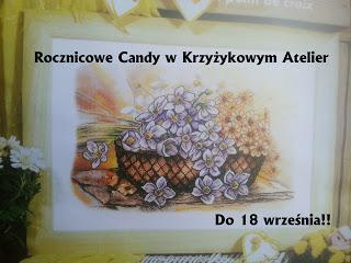Candy w Krzyżykowym Aletier