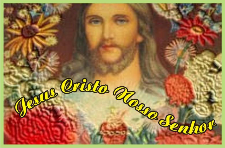 Jesus Cristo Nosso Senhor Eterno Senhor