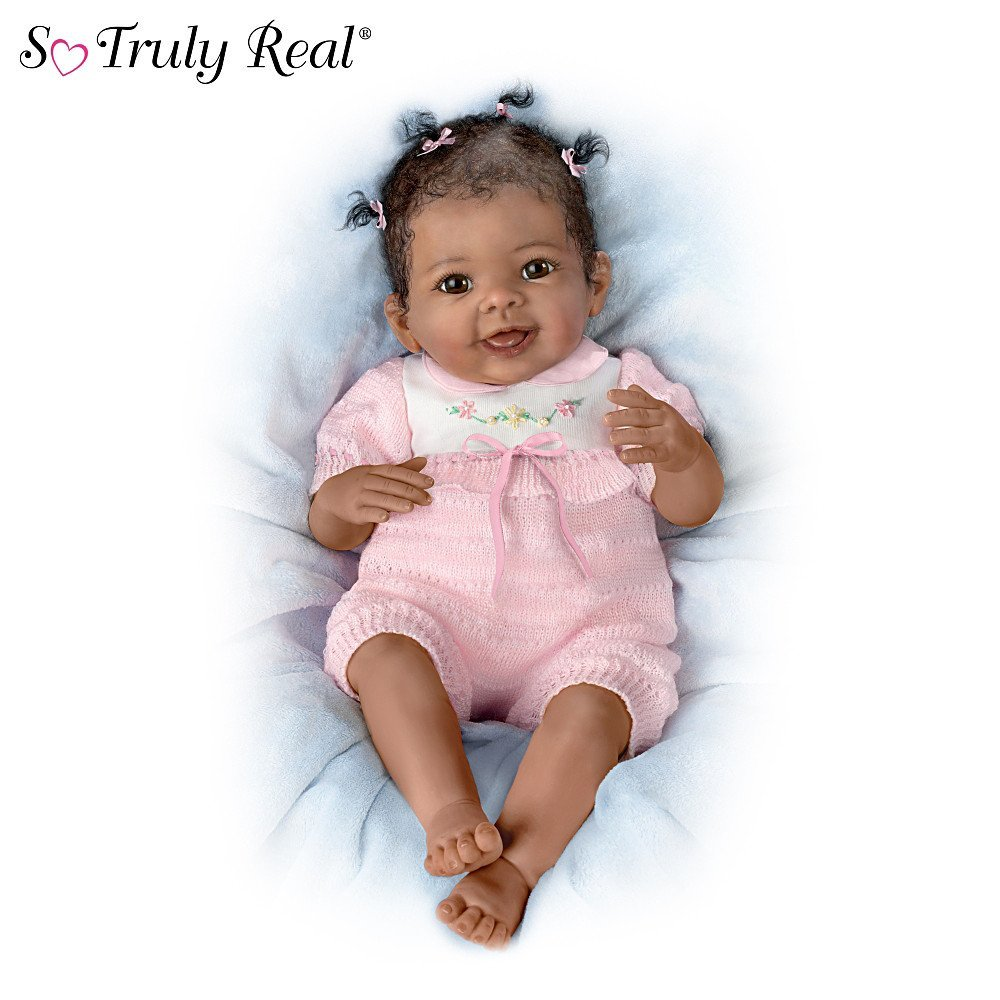 Truly real baby dolls for The ashton