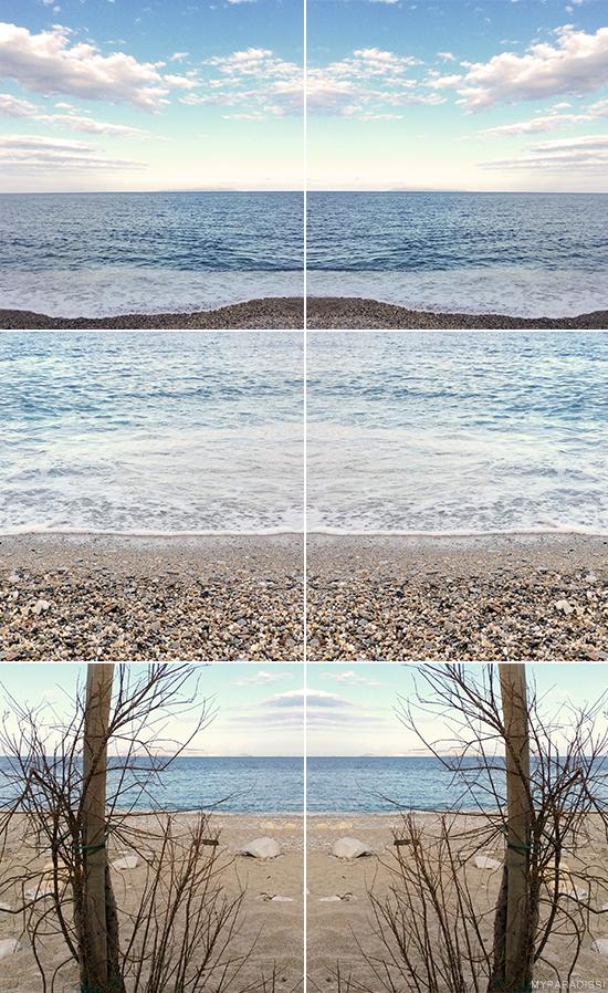 Paliokastro beach in Heraklion Crete © Eleni Psyllaki | My Paradissi