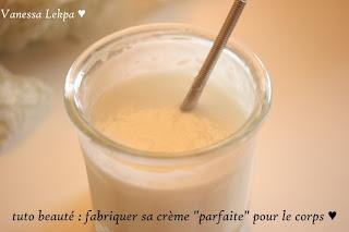 recette creme pour le corps bio fait maison huile de coco abricot q10 vitamine c cafeine minceur cellulite raffermissante anti age