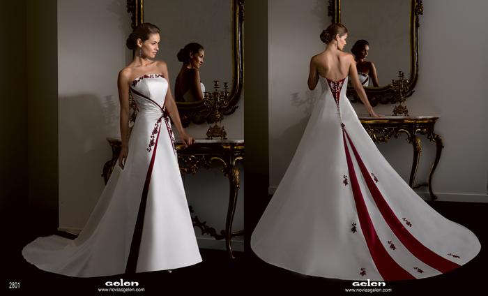 modelo mas grande: novias gelen: colecction 2011/2012