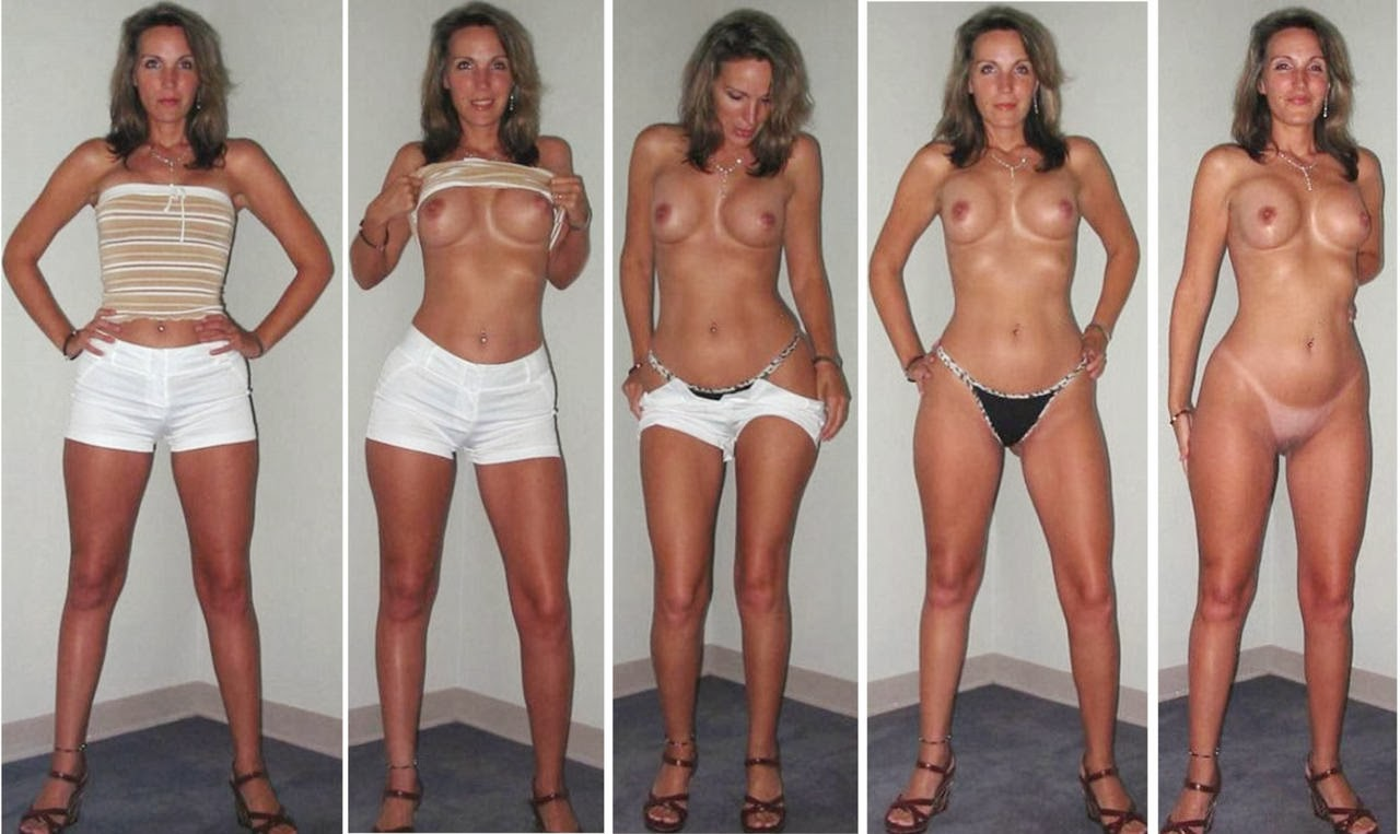 Seymilf Dressed And Undressed