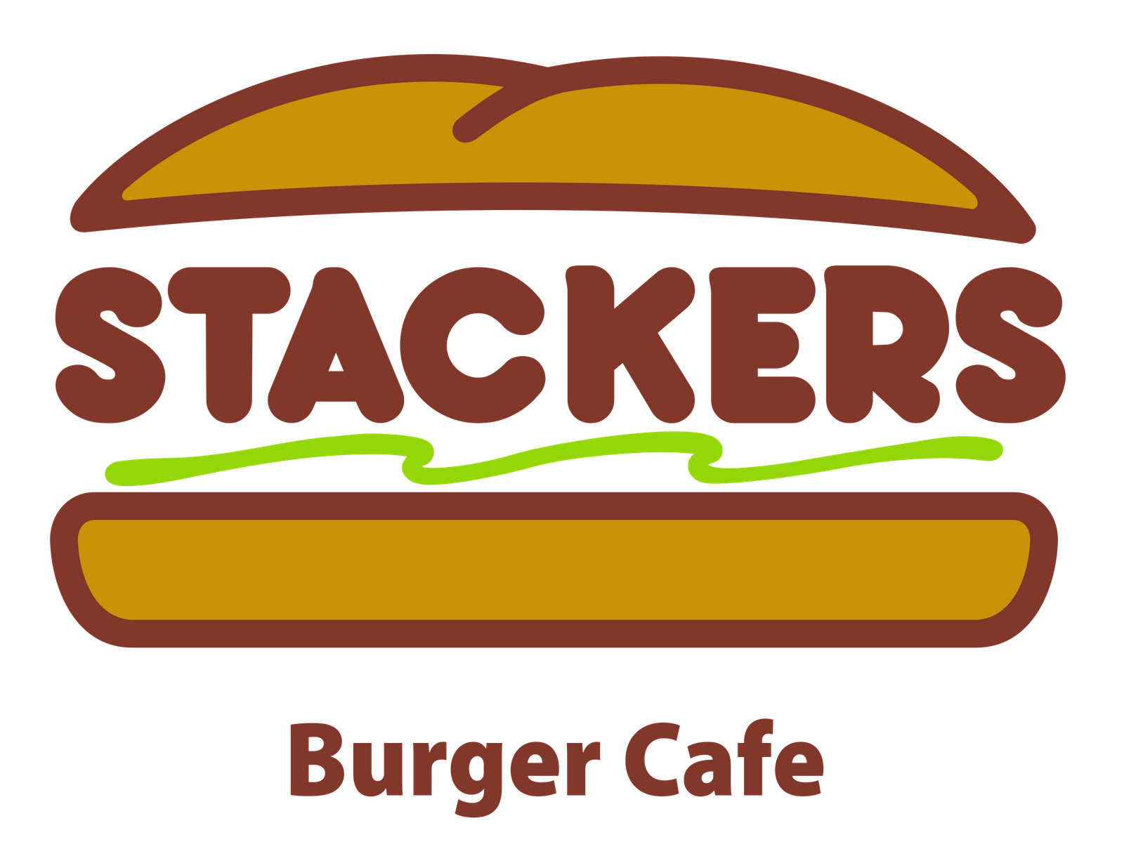 Let's Share the World of Fantasy: 27 Funny Yummy Burger Logo Designs ...
