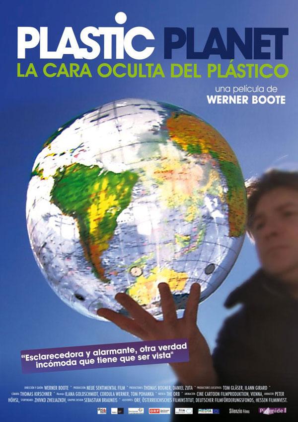 Cartel de Plastic Planet: la cara oculta del plástico, de Werner Boote, para los estrenos de la semana de Making Of