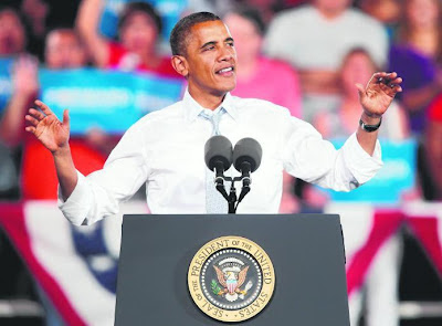 pemilihan presiden Amerika Syarikat, Presiden Barack Obama