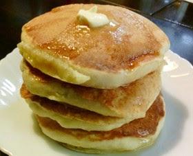 Pancake Tahu unik